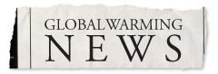 Global warming news